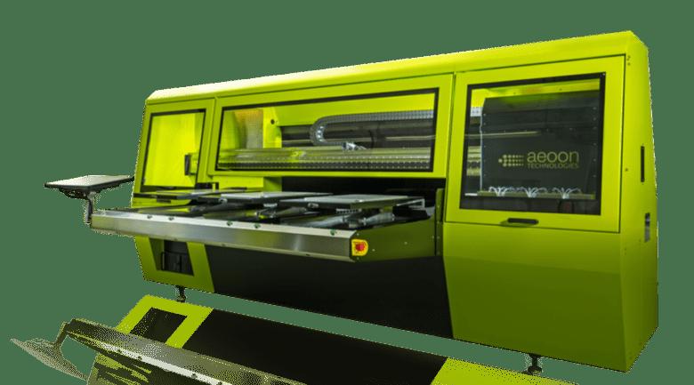 Machine d'impression industrielle AEOON KYO 12