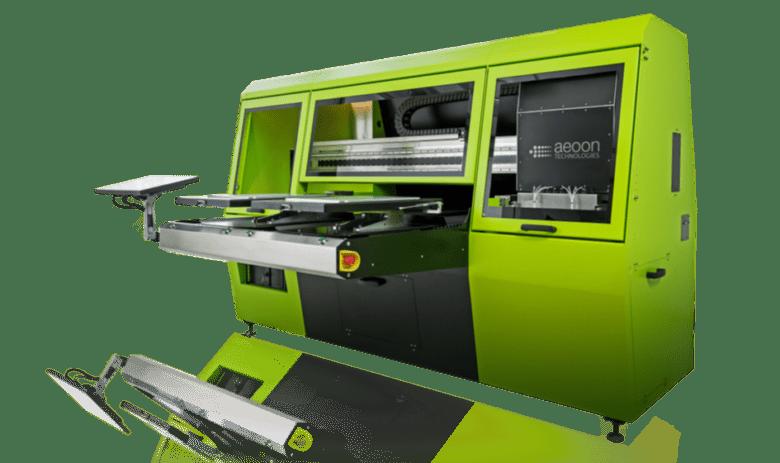 Machine d'impression industrielle AEOON KYO COMPACT